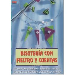 BISUTERÍA CON FIELTRO Y...