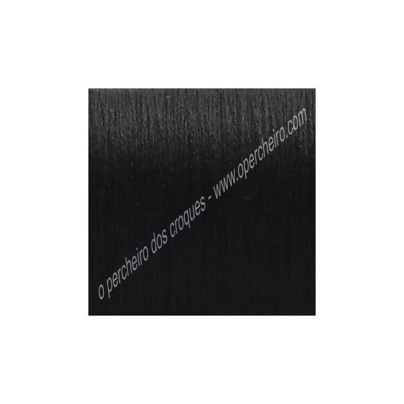 A Kit pendientes de seda negra