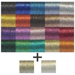 La selección de metalizados Checos