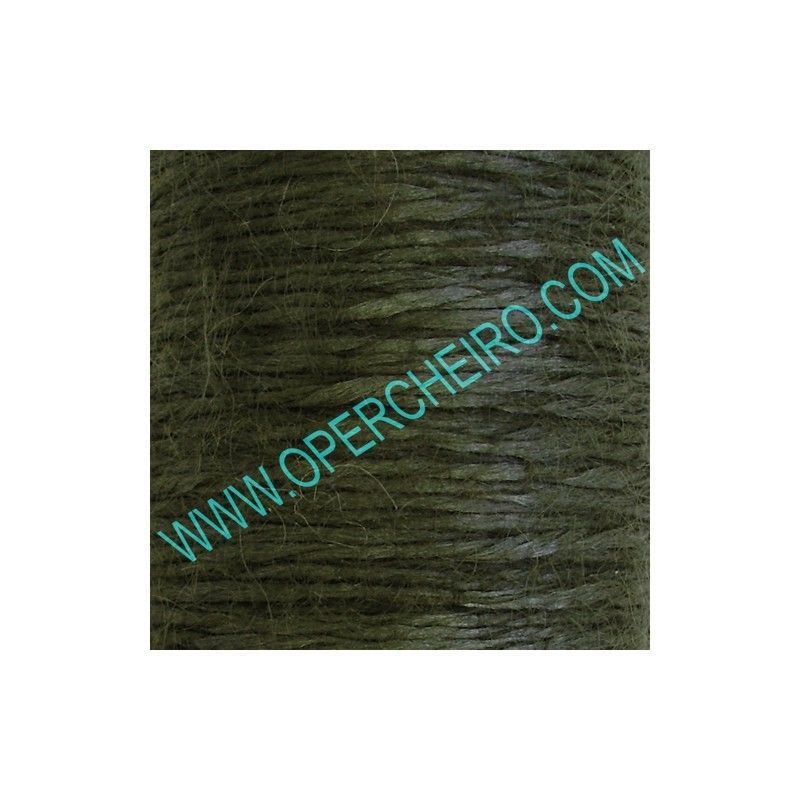 L04/2 Seda/Mohair Verde