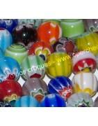 Cuentas de cristal artesanal